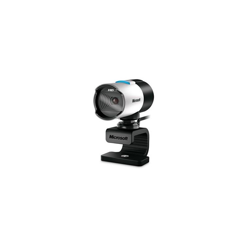 Microsoft LifeCam HD-3000 for Business - Web camera - color - audio - Hi-Speed USB (T4H-00002)