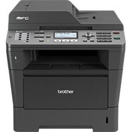 MFC-8520DN Imprimante Laser Multifonction Monochrome avec recto-verso automatique, réseau et Fax
