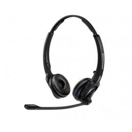 MB Pro 2 casque et micro Binaural Bandeau Noir
