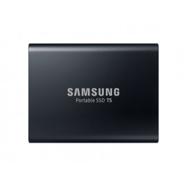Samsung Disque Dur Externe SSD Portable T5 (2 To) - MU-PA2T0B/EU