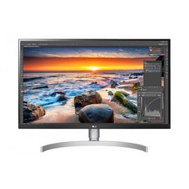 "27UK850-W LED display 68,6 cm (27"") 4K Ultra HD Noir, Blanc"
